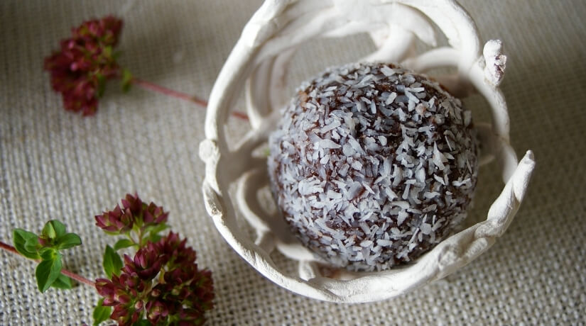 Cocoa Bliss Balls