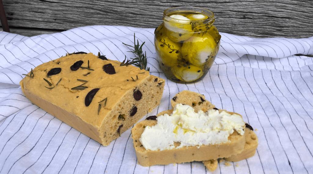 Olive Casava Loaf